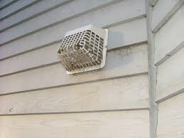 Types Of Roof Vents Pictures by Do You Know The Condition Of Your Dryer Vent Cap Or Even Where It