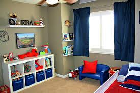 Bedroom  Attractive Kids Sports Room Decor Ideas Bedroom For Boys - Kids sports room decor