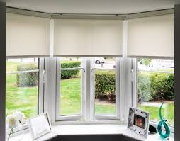 shades for bay windows bay window rollers rafael home biz intended for shade