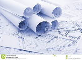 architecture plans architecture plans stock image image of illustration 12802991