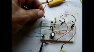 simple automotive 12v delayed on relay circuit interior lights