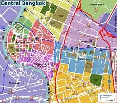 Bangkok Subway Map by Bangkok Subway System Map Fares Schedules