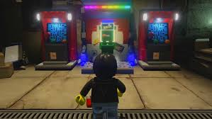 lego dimensions midway arcade gameplay trailer nintendo everything