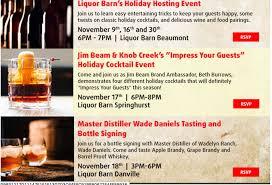 Liquor Barn Springhurst Liquor Barn November Events Lexington Events Yelp