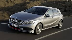 mercedes a class lease personal