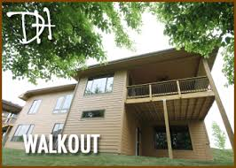 daylight basement homes walkout lots vs daylight lots vs standard lots homes