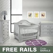 Stratford Convertible Crib Baby Crib With Appleseed Stratford Reviews Cribs Design Carum