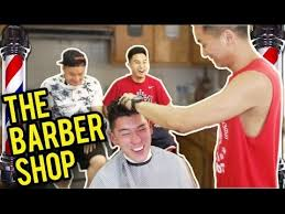 fungbros haircut the asian barbershop hairstyles for asian men youtube