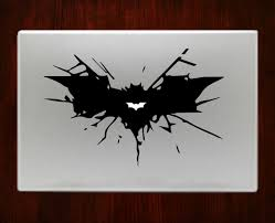 macbook keyboard trackpad cars wall decals stickers decal top batman crash decal sticker for macbook pro air