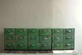 Vintage Metal File Cabinet Vintage Stainless Steel File Cabinet File Cabinets