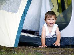 a guide to camping with infants and toddlers travel channel