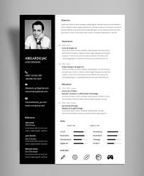 Classy Resume Template Classy Black U0026 White Resume Cv Template With Cover Letter Free