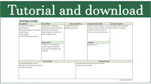 Building Cost Spreadsheet Business Model Format Template Excel Sheet Spreadsheet Download