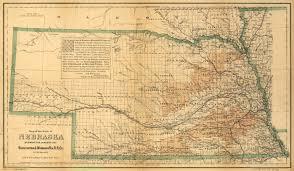 St Joseph River Map Burlington Missouri River Railroad