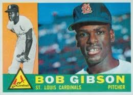 top bob gibson baseball cards vintage rookies gallery guide