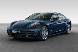 Porsche Panamera Facelift - 2017 porsche panamera reviews and rating motor trend