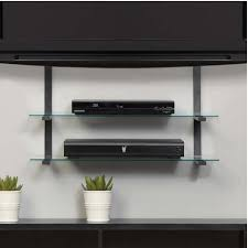Shelves For Tv by Wall Mount Tv Shelf Quick Mount Series 50 Inch Tv Wall Mount With