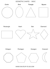 coloring pages printable oval shape printable oval shapes