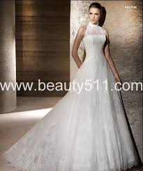 high neck halter wedding dress high neck halter a line royal white lace bridal wedding