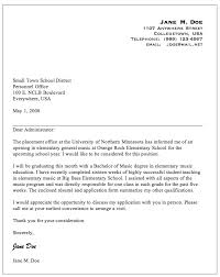 cover letter for teacher 1000 images about teacher cover letters