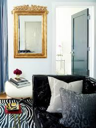 Animal Print Dining Room Chairs Photos Hgtv Eclectic Bedroom With Zebra Print Rug Loversiq