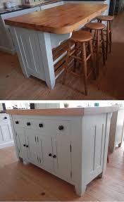 free standing kitchen island units luxurious handmade solid wood island units freestanding kitchen at