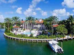 Miami Florida Zip Code Map by Miami U0027s 10 Biggest Homes For Sale Mapped