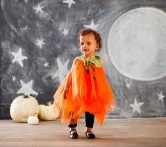 Halloween Costume Pumpkin Baby Pumpkin Tutu Costume Pottery Barn Kids