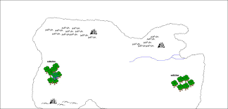 Map Practice Creating A Map Of Your Fictitious World Into Another World