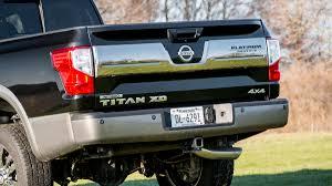 nissan work truck 2016 nissan titan xd platinum reserve cummins diesel pickup review