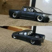 nissan pickup stance images tagged with modelkingkustomz on instagram