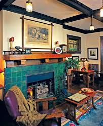 arts and crafts home interiors brownstone with an arts crafts interior