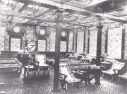 Titanic 1st Class Dining Room Turkish Baths