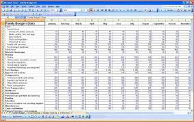 Household Expense Spreadsheet 7 Home Budgeting Spreadsheet Excel Spreadsheets