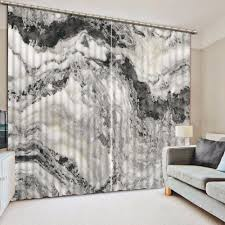 Modern Living Room Curtains by Online Get Cheap Black Curtains Blackout Aliexpress Com Alibaba