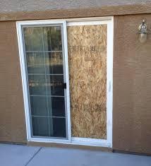 installing sliding patio door blinds replacement doorinstalling