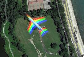 Google Maps Meme - stumbled on google maps as an airplane flies faster than the picture