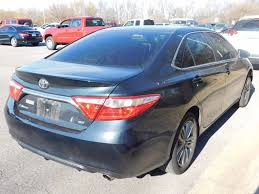 used 2015 toyota camry for 2015 used toyota camry 4dr sedan i4 automatic se at honda of
