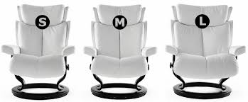 fauteuil stresless take the stressless comfort test