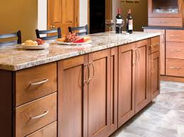 Wooden Furniture For Kitchen by Kitchen Cabinet Pulls With Glass Doors For An Eclectic Kitchen