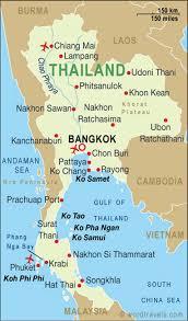 map of thailand thailand sonic adventures