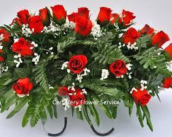 graveside flowers cemetery flowers memorial flowers christmas winter vase cemetery
