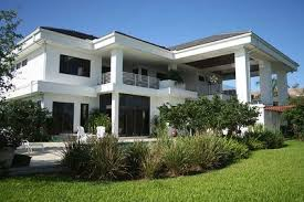style home plans contemporary florida style home plan 32051aa architectural