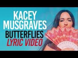 musgraves butterflies lyrics
