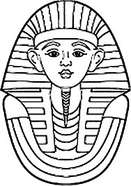 egypt map coloring page funycoloring