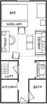 Tiny House Floor Plan Maker 25 Best Tiny House 200 Sq Ft Ideas On Pinterest Tiny House