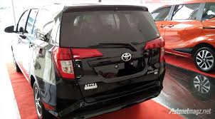 toyota calya mpv spotted at dealership ahead of premiere at 2016 giias