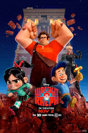 movie review wreck ralph projected realities