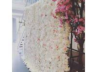 flower wall in london other wedding services gumtree