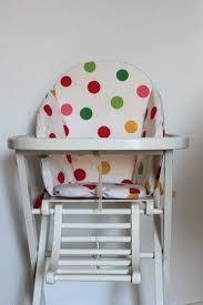 coussin chaise haute avec sangle coussin pour chaise haute pour la chaise coussin avec sangle pour